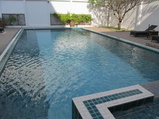 Best Western Vientiane Hotel: pool