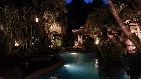 Le Viman Resort: a very relaxing place