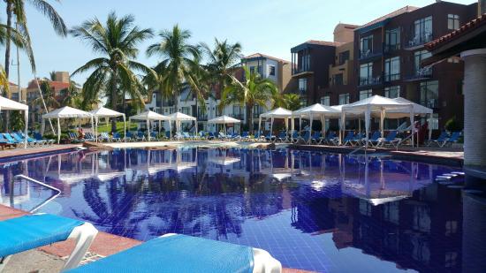El Cid Marina Beach Hotel Pool
