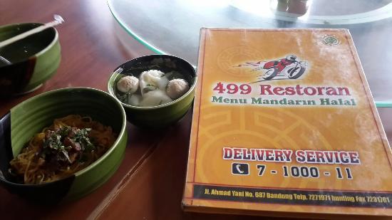499 Restoran
