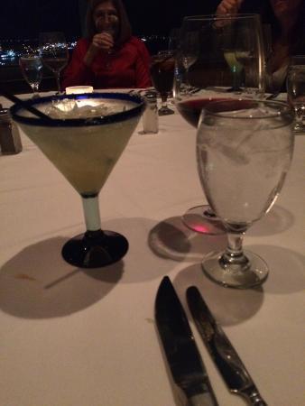 Republic of Texas Bar & Grill: Margarita!