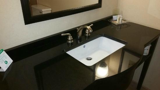 Holiday Inn Hotel & Suites - North: Bathroom sink area