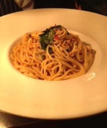 Fratellini: spanner crab spaghettini