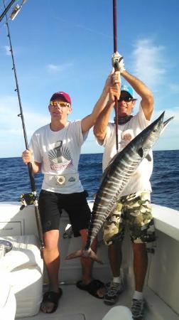 Reel Appeal Sport Fishing: WAHOO!!!!