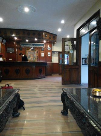 Hotel Thamel: Lobby