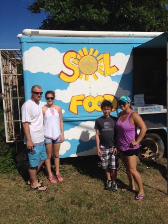 Sol Food: We really enjoyed!