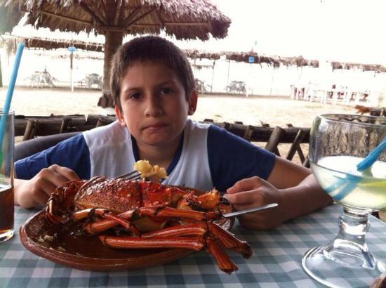 Bahia 63: Deliciosa comida