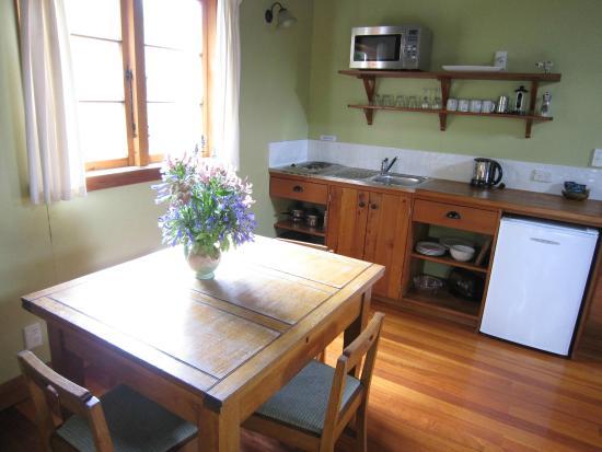 The Church Accommodation: Kitchen Area