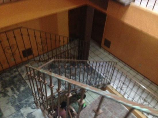 Condo Hotel Los Girasoles: Inside the hotel,
