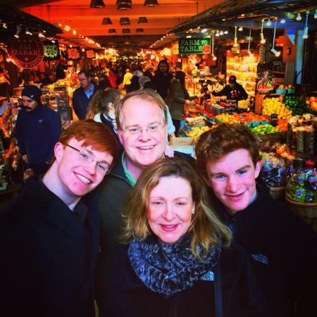 Show Me Tours: Daniel showed us fabulous food markets!