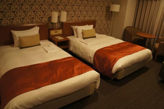Tokyu Stay Shibuya Shin-minamiguchi : bedroom