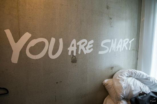 Smarthotel Tromsø: Inside the room