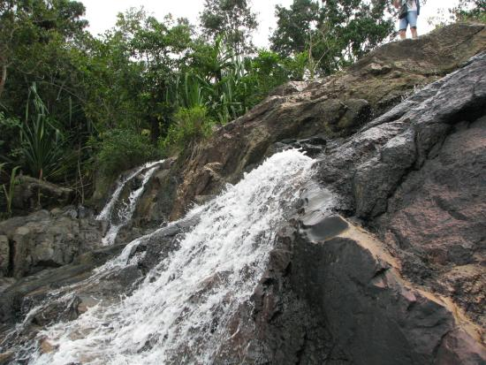 Than Sadet Waterfall National Park