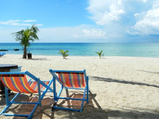 Suanya Kohkood Resort & Spa: หน้ารีสอร์ท
