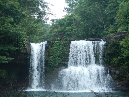 Suanya Kohkood Resort & Spa: น้ำตกคลองเจ้า