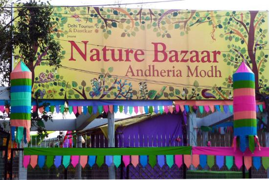 Nature Bazaar , Kisan Haat (New Delhi) - 2019 What to Know