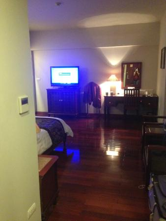 Lan Vien Hotel Hanoi : Spacious room