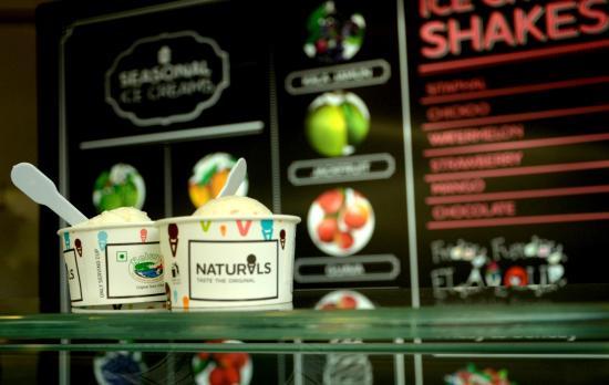 natural ice cream case study