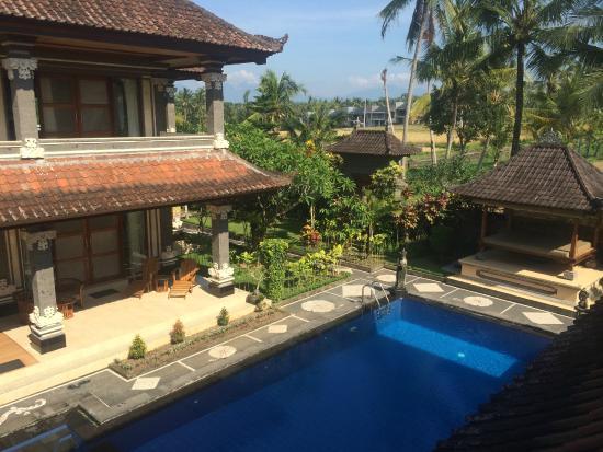 Villa Agung Khalia : Pool/Villa