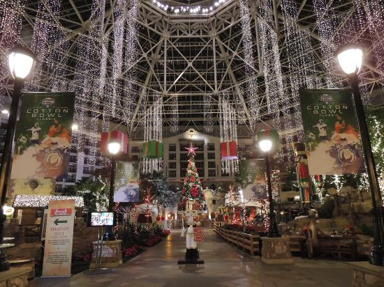 christmas tree picture of gaylord texan resort. Black Bedroom Furniture Sets. Home Design Ideas