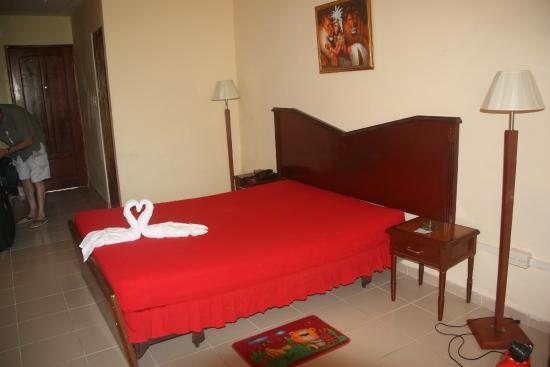 Islazul Hotel Pinar del Rio: Zimmer im Flügel hinter der Rezeption