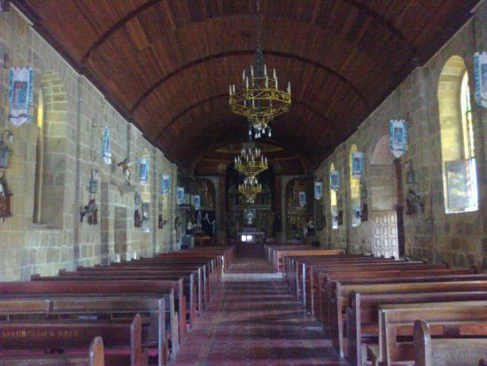 Paete, Филиппины: Inside the church