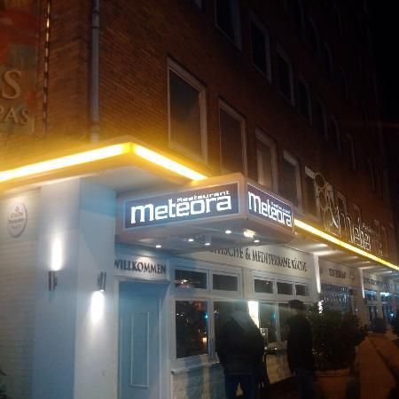 The Meteora Restaurant