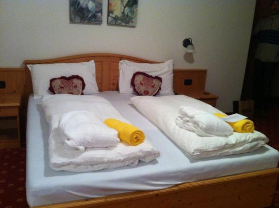 Hotel Tirol: Room 202