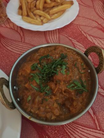 Bombay Masala: Chicken bhuna