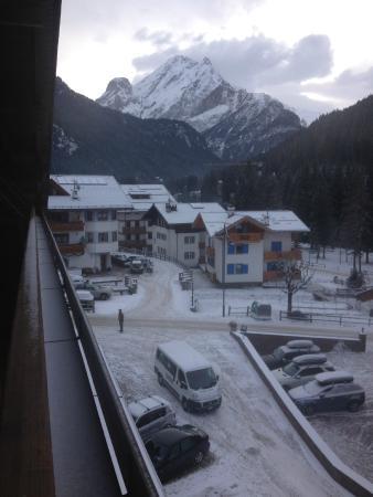 Hotel Jan Maria: Panorama visibile dalla stanza 347