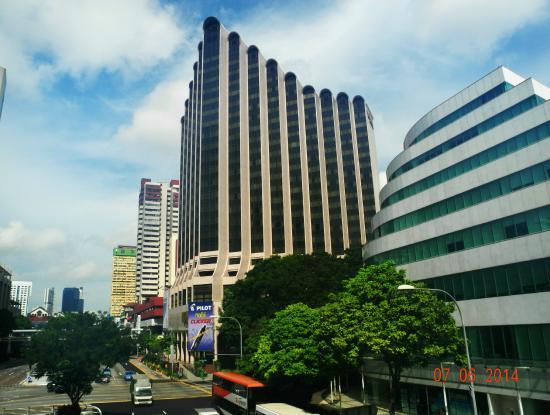 Furama City Centre: Furamahotel Singapur