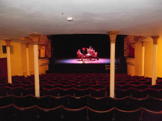 Theatre Royal: View from back of the Stalls