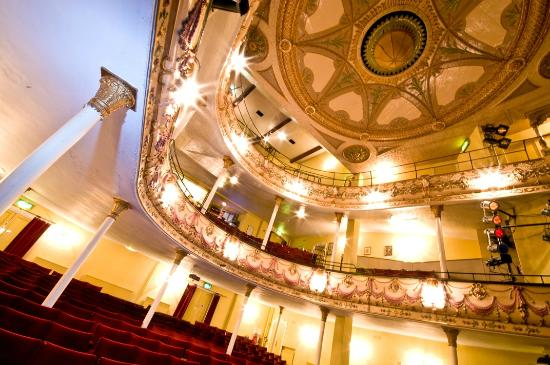 Theatre Royal: Our fabulous ceiling
