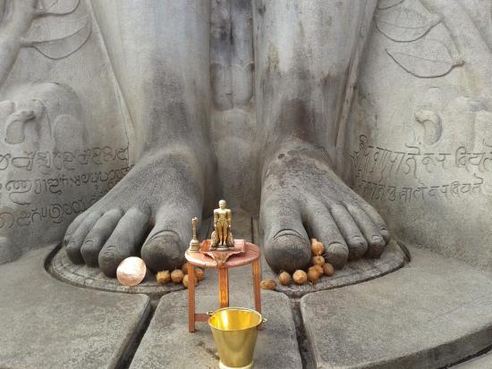 Bhagawan Bahubali Statue (Gommateshwara): Lord Bahubali..