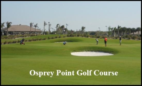 Osprey Point Golf Course : OSPREY POINT