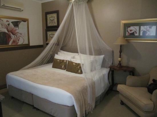 Kwalala Lodge: Zimmer