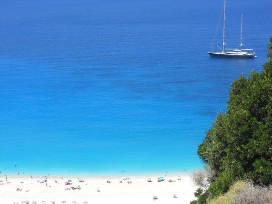 Kalypso Studios & Apartments: Myrtos beach