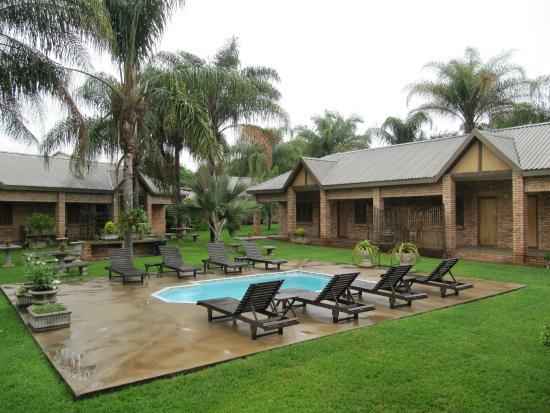 Kwalala Lodge: Pool