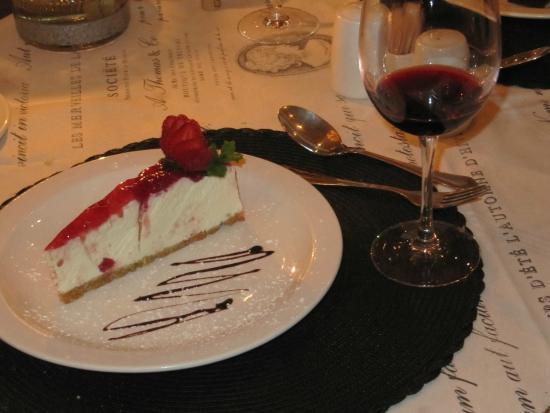 Kwa Lala: Dessert
