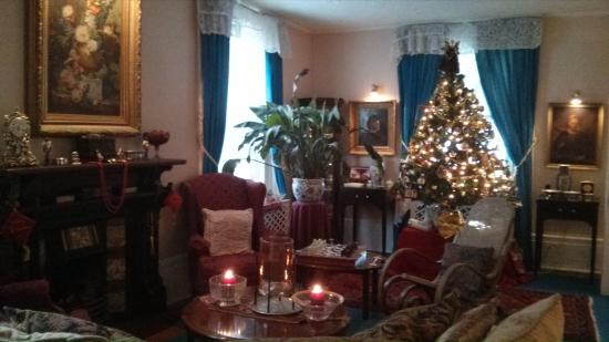 Colborne Guest House: Christmas time