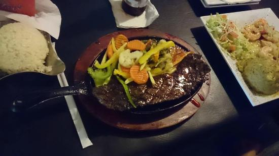 ‪‪Anasco‬, ‪Puerto Rico‬: Churrasco with Tamarindo Sauce‬