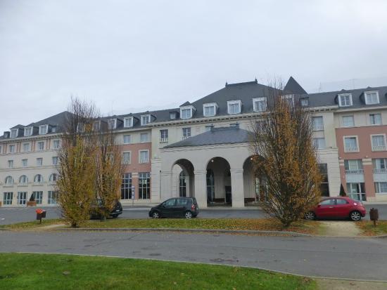 Magny-le-Hongre, Prancis: exterior