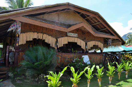 Green Verde Resort Inn: The restaurant