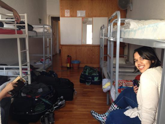 Ole Barcelona Hostel: 10-bed mixed dorm room