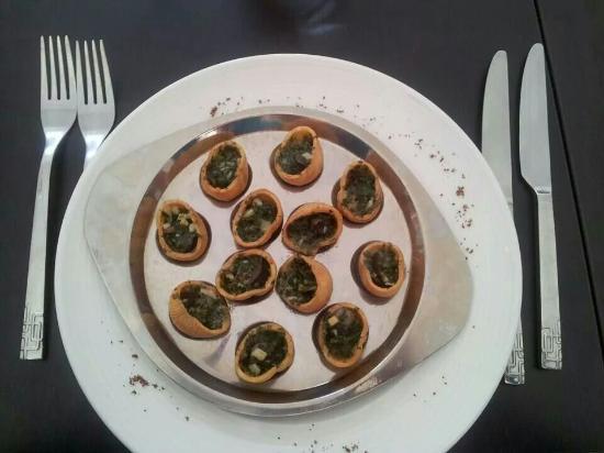 L'O à la Bouche : Les fameux escargots! !!