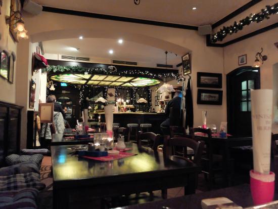 Herings im Martinswinkel: Interior