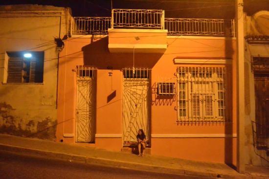 la fachada de la Casa Rosada