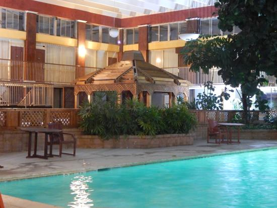 Indoor Swimming Pool Picture Of Clarion Inn Conference Center