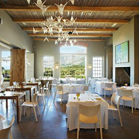 Catharina's Restaurant at Steenberg: Main Dining Room