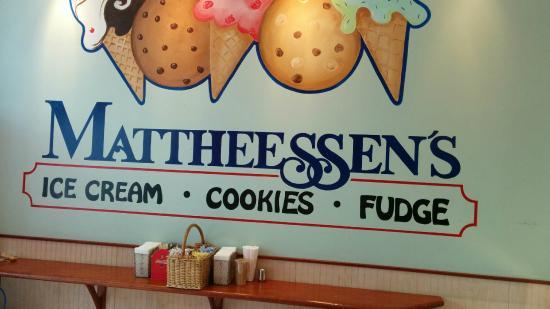 Mattheessen's